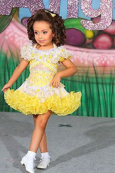 Cinderella fashions pageant clothes 83