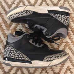 super popular 0fccb d15e6 Nike Shoes   Nike Jordan 3 Retro   Color  Red   Size  11b Retro
