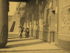 The Loves of Pharaoh (1922) on Friday, July 13, at this summer's San Francisco Silent Film Festival, accompanied by Dennis James on the Mighty Wurlitzer. http://www.silentfilm.org