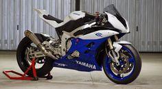 Custom 1st Gen R6 MotoGP replica