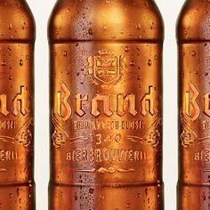 Brand Bier's new-look bottles