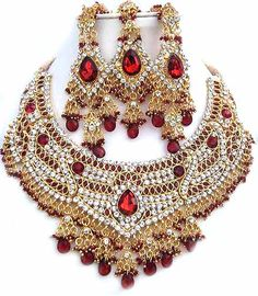 Diamond Bridal Jewelry Set NP-66