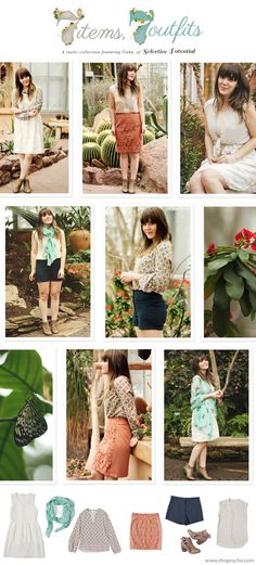7 Items, 7 Outfits With Selective Potential / Ruche Blog | Ruche