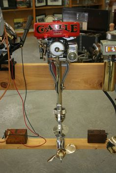 Outboard Motor Restorations