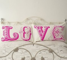 perhaps for a guest room... or random extra room full of cute and girly things just for me....