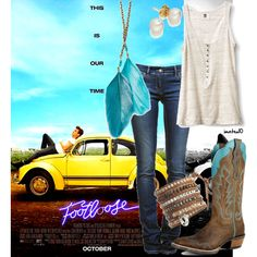footloose inspired outfit