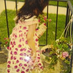 Because #throwbackthursday. Throwing it back to the early 90s when I loved flowers as much as I still do. Thanks mama for taking such a beautiful photo and for dressing me so nicely. If it's your thing take some time out and visit pictures of mini you. No ones childhood is perfect but reconnecting to our inner child is so replenishing and eye opening (in the hindsight is 20/20 kind of way). Alhamdulilah for everything.