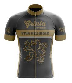 Grinta Viva Hellingen Flanders Jersey Men, Front