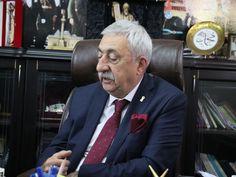 TESK Başkanı Palandöken Kilis'te