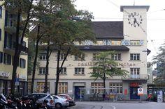 Pestalozzi Bibliothek - Oerlikon