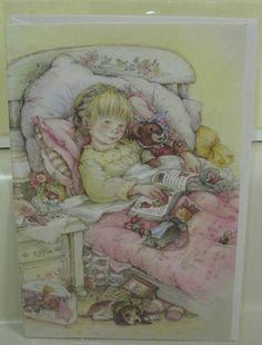 Unused Adorable Lisi Martin Get Well Card in Original Plastic Sleeve 1987   eBay