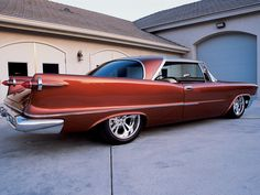 1957 Chrysler Imperial Custom