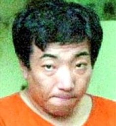 Hiroshi Maeue, born August 8, 1968, is a Japanese serial killer. He had an atypical sexual fetishism which is that he cannot achieve sexual excitement unless he strangles people.  Maeue has been convicted of killing a 14-year-old boy, a 25-year-old woman and a 21-year-old man, all members of an online suicide club. He lured each person by offering to commit suicide with them. Executed by hanging in Osaka on July 28, 2009.