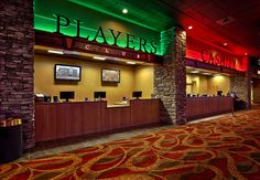 I 5 Design And Manufacture Designed Manufactured Installed The Players Club Cashier Signage Inside Of Little Creek Casino As A Part