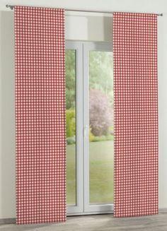 Panelové závesy (japonská stena) 2 ks V kolekcii Quadro, tkanina: 136-16