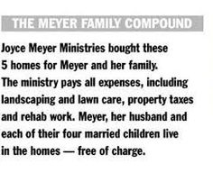 Image result for joyce meyer fake