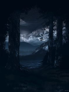 """""""I could see it, finally I saw through the Elmish woods enough to see the land these men spoke of. It had more trees."""