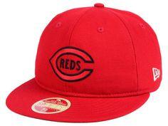 189c0cbd98f Cincinnati Reds New Era MLB Heritage Retro Classic 59FIFTY Cap
