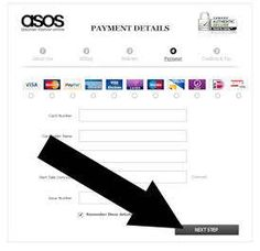 15 best free coupon codes the daily coupons images on pinterest check out step 7 asos fandeluxe Image collections