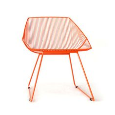 The Bunny Chair by Bend - made of powder coated galvanized iron