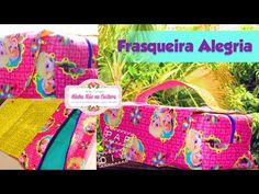 Frasqueira Alegria - YouTube