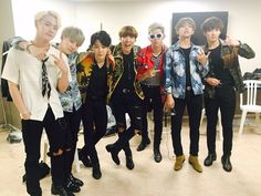#BTS #방탄소년단 ❤ At #KCONPARIS