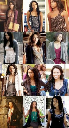 From L&P to English Tea (And Back Again): Character Fashion :: Bonnie Bennett :: The Vampire Diaries ...