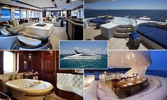 The most expensive superyachts for sale at the Monaco Yacht Show Flying First Class, Monaco Yacht Show, Most Expensive