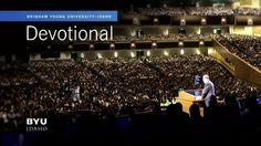 """Sheri Dew """"Will You Engage in the Wrestle?"""" BYU-I Devotional"""