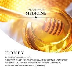 Honey has so many benefits #science #islam