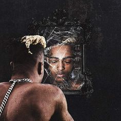 Posters Royale XXXTentacion Rapper Singer Musician 12 x 18 Inch Multicolour Rolled Poster I Love You Forever, Always Love You, Ski Mask, Bae, Rap Wallpaper, Iphone Wallpaper, American Rappers, Rest In Peace, Making Out