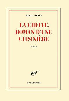 La cheffe roman d'une cuisinière.