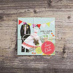 vanilkovy.kaktus / Svadobn� ozn�menie Wedding Party