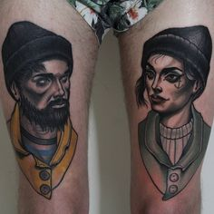 Philipe Ferreira, tattoo artist