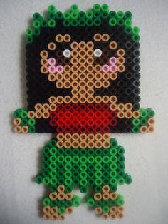 Lilo Lilo  Stitch perler beads by PerlerHime on deviantART