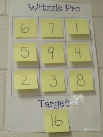 dandelions and dragonflies: AWESOME Guided Math Games!