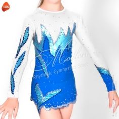 Rhythmic Gymnastics & Ice Figure Skating Leotard #106