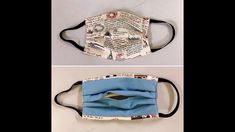 mouth mask with filter slot face mask medical.DIY mouth mask with filter slot face mask medical Sewing Hacks, Sewing Tutorials, Sewing Projects, Sewing Patterns, Couture Main, Diy Couture, Pocket Pattern, Free Pattern, Mouth Mask Design