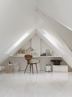 UNELMA . loft . office hideaway