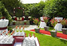 Enjoy a beautiful outdoor wedding ceremony and drinks reception at the Edinburgh Marriott Hotel. Weather Permiting this imtimate outdoor wedding is just Perfect! Hotel Wedding Venues, Outdoor Wedding Reception, Outdoor Ceremony, Wedding Events, Wedding Ceremony, Weddings, My Perfect Wedding, Dream Wedding, Marriott Hotels