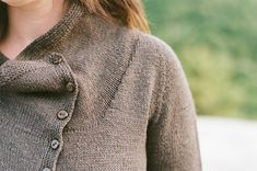 Ravelry: Moto Jacket pattern by Hannah Fettig