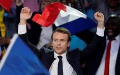 An inclusive avant-garde project launched by French president Emmanuel Macron