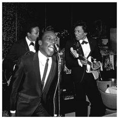 Wilson Picket and Jimi Hendrix
