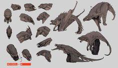evolve kraken concept art - Google Search