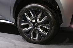 2016 Lexus LF NX Crossover Debut At Geneva Specifications