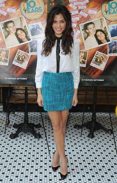 Top : le look de Jenna Dewan Tatum