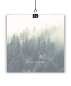 embrace the journey | Limited Edition Print - TAVLOR & POSTERS