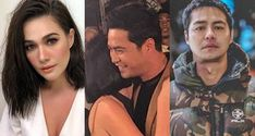 The presence of Bea Alonzo during the premiere night of Zanjoe Marudo's movie 'Kusina Kings' sparked rumors that they are getting back together. Bea Alonzo, Getting Back Together, Night, Celebrities, Movies, Celebs, Films, Cinema, Movie