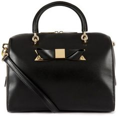 Ted Baker London 'Cantico' Leather Bowler Bag $330