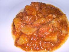 Cuciniamo con Daniela: Spezzatino di maiale con le patate